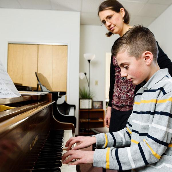 Piano lessons Cumberland Maine